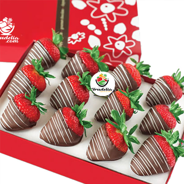 Chocolate Covered Strawberries Boston Delivery
