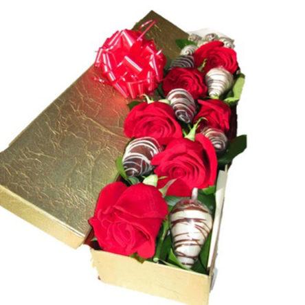Caja Romance